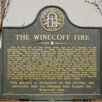 Winecoff Fire